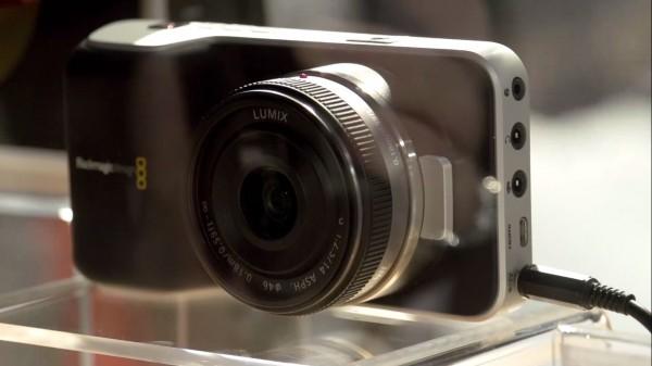 NAB 2013: Blackmagic Design 4K Cinema Camera, Pocket Cinema Camera, 6GSDI