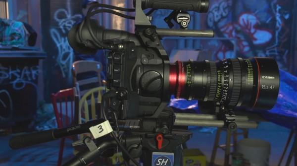 NAB 2013: Canon C100, C300, C500 4K, 1DC