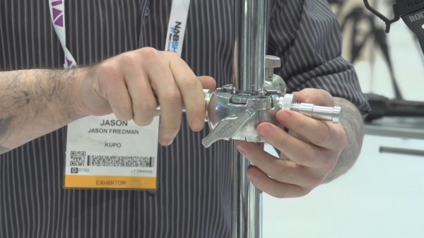 NAB 2013: Kupo grip gear