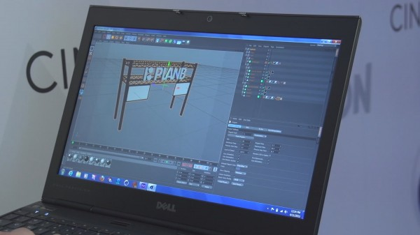 NAB 2013: Maxon Cinema 4D Lite & After Effects integration
