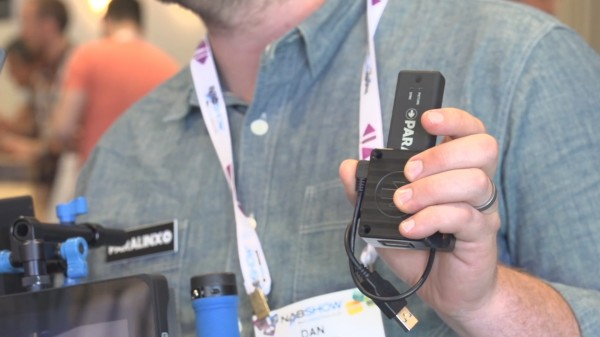 NAB 2013: Paralinx Arrow HD wireless HDMI