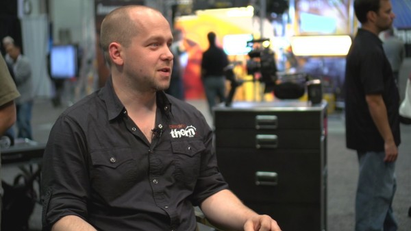 NAB 2013: Ryan E. Walters, Cinematographer