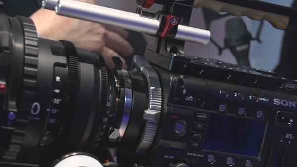 NAB 2013: Sony F5 & F55 4K