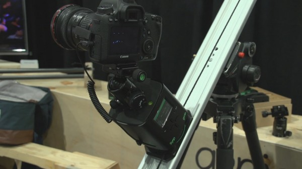 NAB 2013: Syrp time lapse and motion control