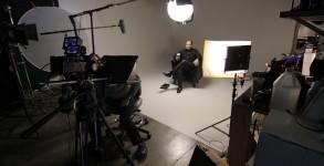 Video Shoot Cyc Wall