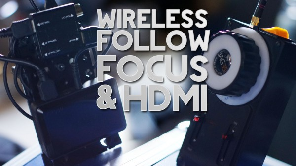 DVTV: Cheap wireless follow focus & HDMI