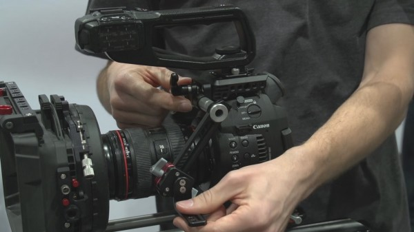 NAB 2013: Wooden Camera