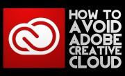 DVTV: How to Avoid Adobe Creative Cloud