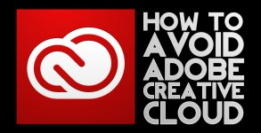 Avoid Creative Cloud