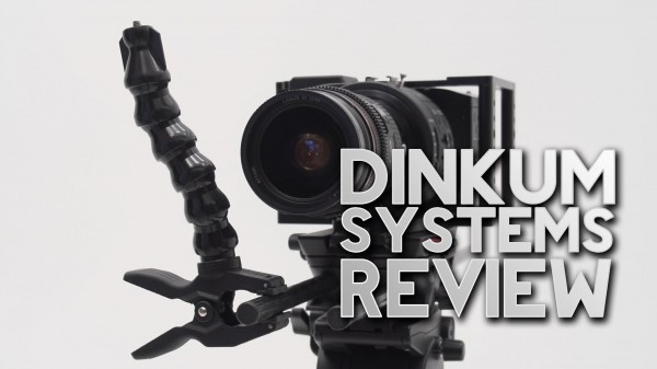 Gear Review: Dinkum Systems ActionPod, FlexiMount & FlareDinkum