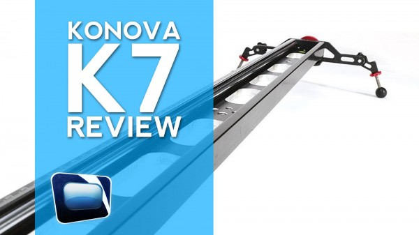 Gear Review: Konova K7 Slider