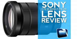 Sony Lens Review