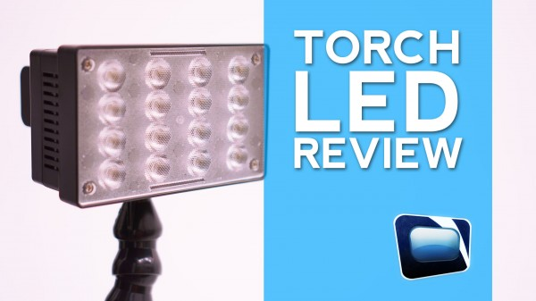 Gear Review: Switronix TorchLED Bolt 220