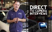 Film Scene: Shooting and Lighting Direct to Camera Interviews