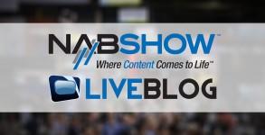 NAB Live Blog