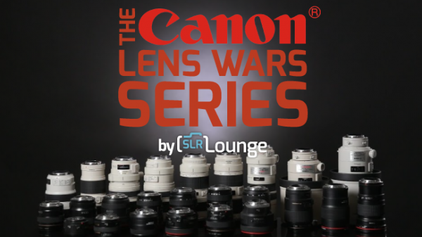 Find out which Canon Lens is best in SLR Lounge's Lens War