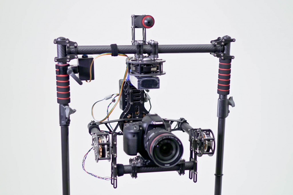 3 Axis Brushless Gimbal