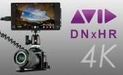 Atomos Shogun and Avid DNxHR LB vs HQX with Sony A7s 4K