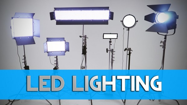 DVTV – LED Lighting for Filmmaking & Video Production