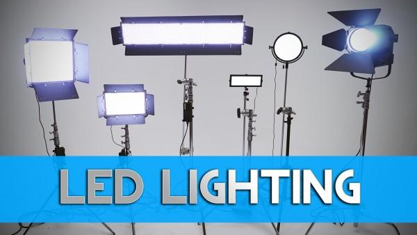 DVTV – LED Lighting for Filmmaking & Video Production