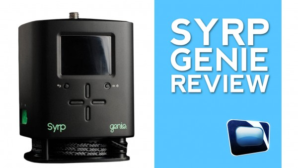 Gear Review: Syrp Genie Motion Control Time Lapse